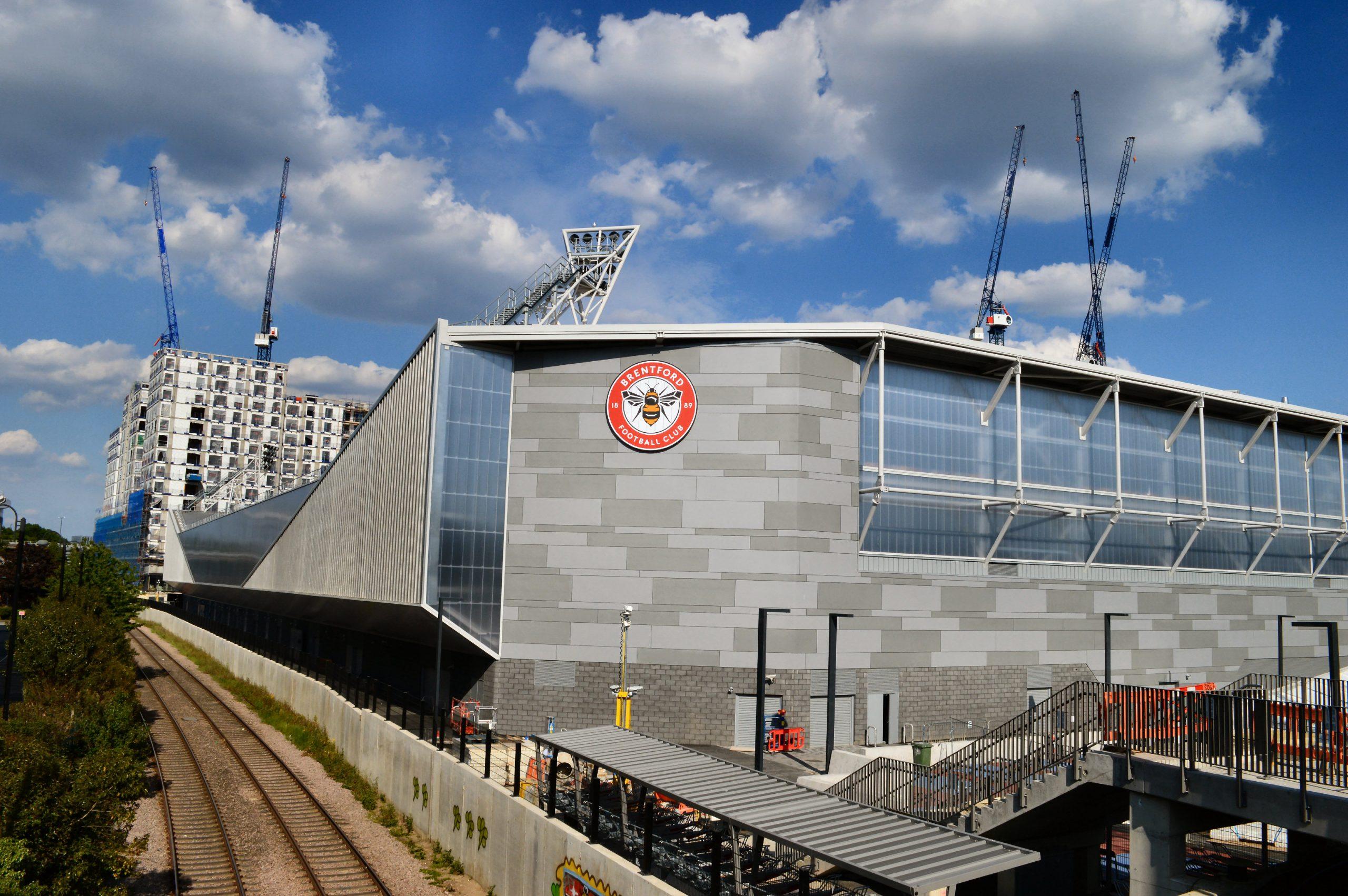 Стадионът на Брентфорд